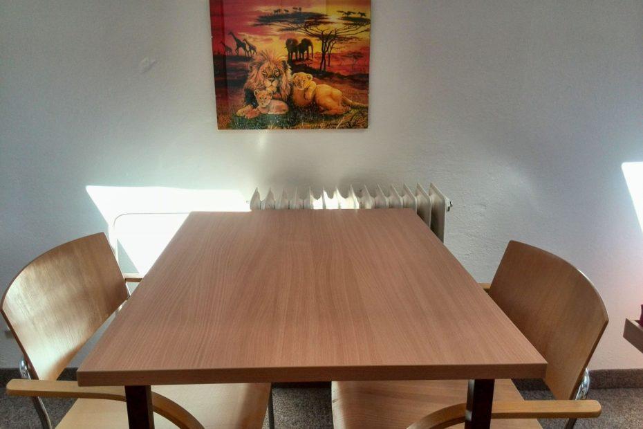 Ubytovna Frýdečanka ve Frýdku-Místku kuchyňka